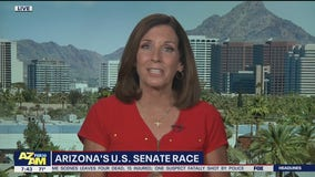 Election 2020: Sen. Martha McSally speaks on Arizona's Senate race
