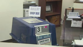 City of Peoria sets up ballot boxes at clerk's office, Peoria Sports Complex