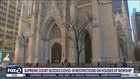 How the Supreme Court's ruling on houses of worship could affect California