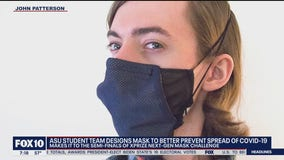 ASU students design mask to help prevent spread of COVID-19