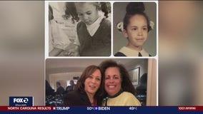 Childhood friend sang Jackson 5 on school bus with Kamala Harris in Berkeley