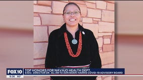 Biden names Navajo Nation Health Director to COVID-19 Advisory Board