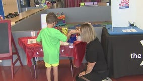 YMCA offering free childcare while parents vote