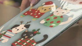 Stationery store says people are making Christmas cards in lieu of family plans