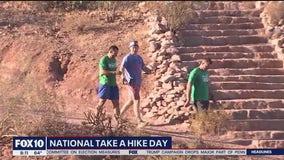 National Take A Hike Day in Phoenix
