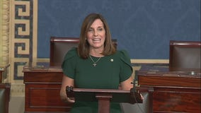 Sen. McSally delivers final speech on Senate floor