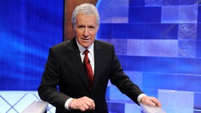 Alex Trebek spent his final day watching the horizon with his wife