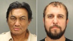 Police: 2 Virginia men armed with handguns, assault rifle arrested near convention center