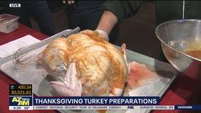 Thanksgiving turkey prep tips from Chompie's