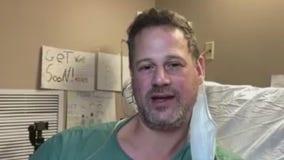 Valley man uses social media to document his battle against the coronavirus