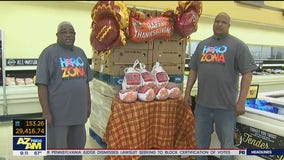 HeroZona's 17th annual Thanksgiving Turkey Giveaway