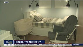 Hushabye Nursery opens in Phoenix to support babies exposed to substance abuse