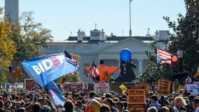 DC celebrates after Biden wins White House