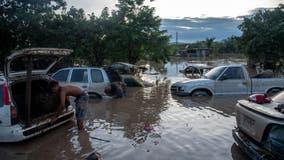 Eta expected to become a hurricane again before striking Florida Keys