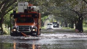 Tropical Storm Eta headed for landfall on Florida's west coast