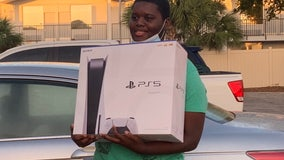 Shopper waiting outside Orlando GameStop since Wednesday scores PS5