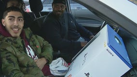 Father and son spend 2 nights outside Cherry Hill GameStop for Playstation 5