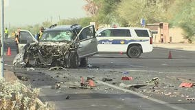 FD: 3 seriously injured in South Phoenix crash