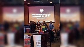 Nebraska ex-bar employee seeks donations after firing over video of maskless Gov. Ricketts: reports