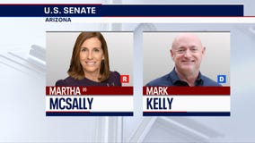 Martha McSally concedes Arizona Senate race to Mark Kelly