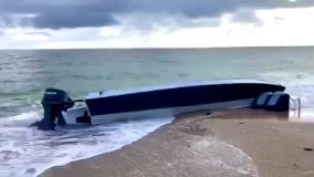 Border Patrol agents arrested 15 on Florida shore