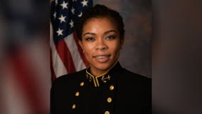 Black female to lead US Naval Academy's brigade for first time