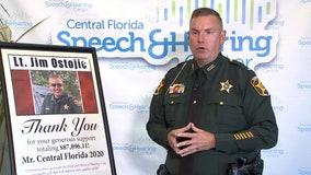 Polk deputy raises $80,000 to help children with speech, hearing impairments