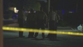 MCSO investigates stabbing case in Sun City, suspect at large