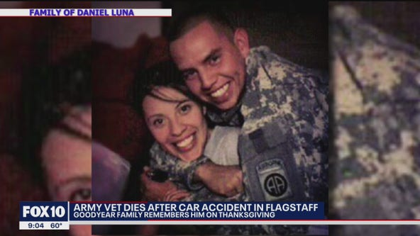 Family spends Thanksgiving in mourning after Army vet dies in crash