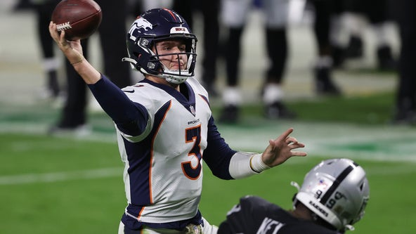 Reports: Denver Broncos Quarterbacks pulled from practice over COVID concerns