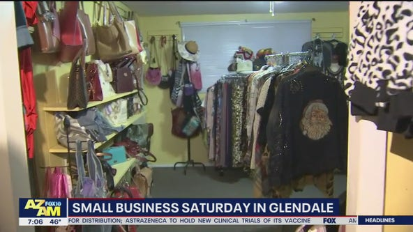 Small Business Saturday in Glendale
