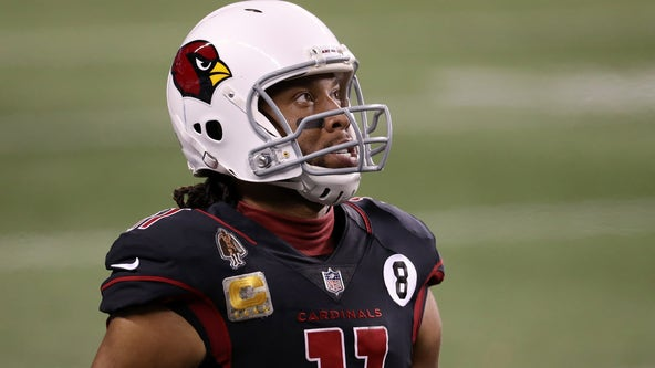 Report: Cardinals WR Larry Fitzgerald tests positive for COVID-19