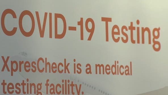 XpresCheck opens COVID-19 testing site at Phoenix's Sky Harbor Airport