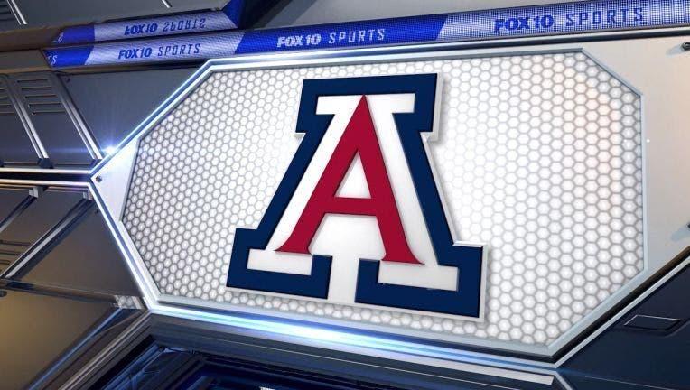 University of Arizona logo.
