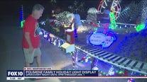 Ahwatukee family keeping holiday tradition with lights display