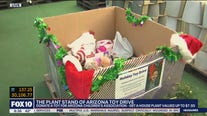Phoenix nursery holding toy drive where donors get plants in return