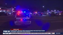 Phoenix police: Suspect injured, no officers hurt in shooting near 19th Avenue and Dunlap