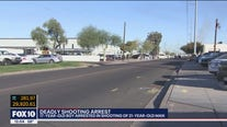PD: Teen arrested after man found shot to death in Phoenix