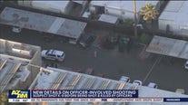 Suspect, victim identified in Phoenix officer-involved shooting involving injured K-9