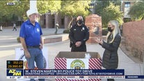 Donations accepted for W. Steven Martin Police Toy Drive