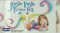 Valley woman hopes children's book will inspire joy, bring happiness