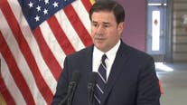 Arizona Gov. Ducey to keep National Guard at the border for another year