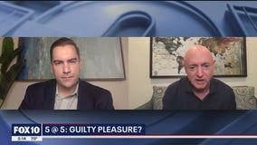 Get to know Arizona senator-elect Mark Kelly