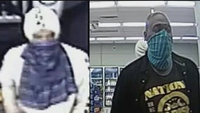 Silent Witness offering cash for information on two robbery suspects