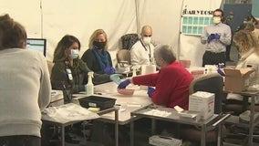 Coronavirus vaccinations underway in the Valley