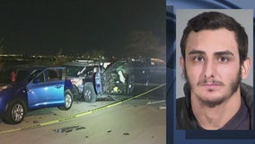Arizona DPS trooper's vehicle rear-ended during traffic stop on I-10, driver arrested