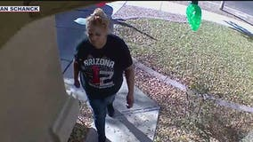Laveen home's security camera captures 'porch pirate' taking package from doorstep