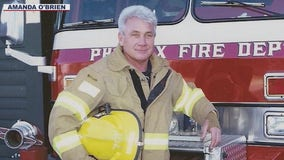 Retired Phoenix firefighter's granddaughter helps him recover from COVID-19