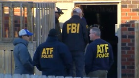 FBI at home of possible person of interest in Nashville bomb