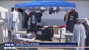 Industry PHX opens holiday pop-up shop featuring local artists, vendors